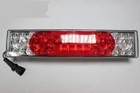 Фонарь задний Газель (бортовая) светодиодый (рестайлинг) (производство ДК)
