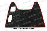 Ворсові килимки DAF XF 95 (автомат) VIP ЛЮКС, фото 4