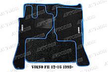 Ворсові килимки Volvo FH 12-16 1993 - ЛЮКС VIP