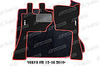 Ворсовые коврики Volvo FH 12-16 2010- VIP ЛЮКС, фото 1