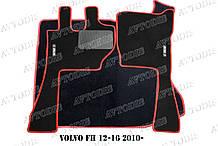 Ворсові килимки Volvo FH 12-16 2010 - VIP ЛЮКС