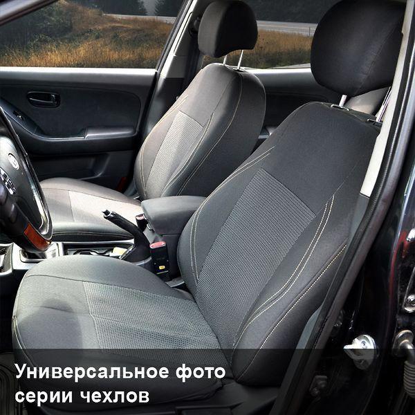 Авточохли Kia Magentis 2005-2011 Nika