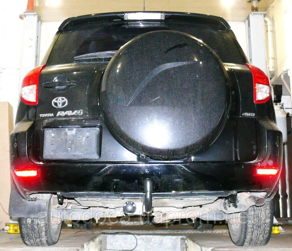 Фаркоп Toyota RAV4 2006 - з установкою! Київ