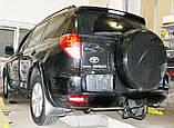 Фаркоп Toyota RAV4 2006 - з установкою! Київ, фото 5