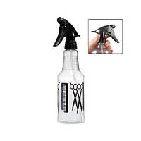 Пульверизатор для парикмахерских Barber PYL-02 пластиковый, прозрачный, среднего размера