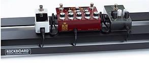 ROCKBOARD RBOCABPC F10 BLK FLAT PATCH CABLE Інструментальний патч-кабель для гітарних педалей, фото 3