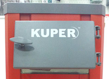"""Стальной угольный котел """"Kuper"""" мощностью 15 кВт (Купер) с турбиной, фото 2"""