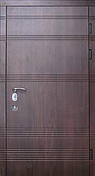 Элит Параллель темный орех ПВХ-80, 960*2040 мм