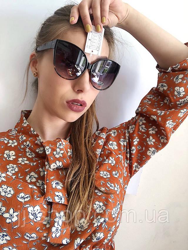 Имиджевые солнцезащитные молодежные очки