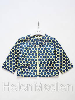 Жакет Y-Clu сине-желтый Италия YB10038