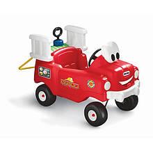 Машинка каталка самоходная Пожарная Little Tikes 616129