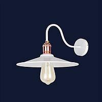 Светильники бра в стиле лофт Levistella 752W836F3-1 WH