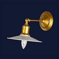 Светильники бра в стиле лофт Levistella 752W837F-1 GD+WH