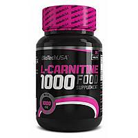 Biotech L-Carnitine 1000 mg (30 табл.)