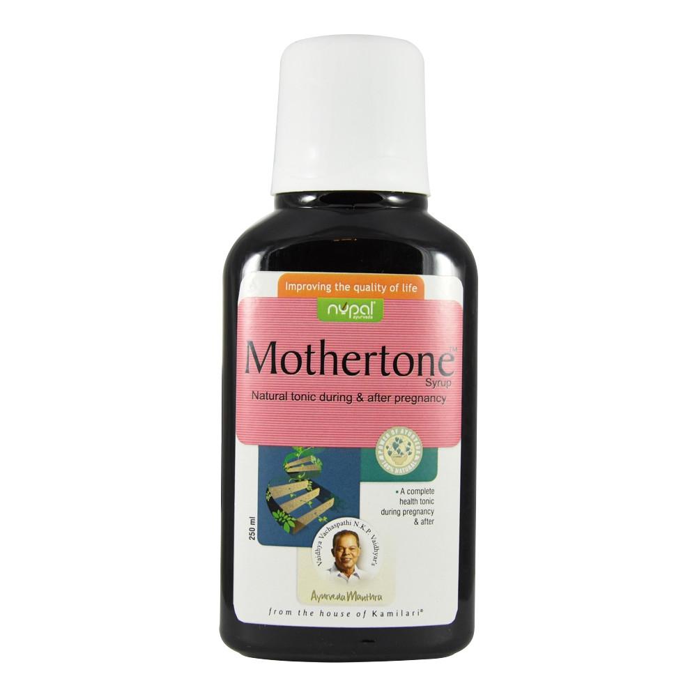 Мазетон Сироп (Mothertone Syrup, Nupal), 250 мл - Аюрведа премиум класса