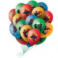 Длительность полета гелиевых шариков