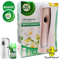 Освіжувач автоматичний Air Wick Freshmatic White Flowers (White)  - CM02073