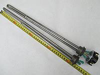 Тэн для батареи (радиатора) с регулятором 1200 Вт резьба 1 дюйм