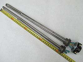 Тэн для батареи (радиатора) с регулятором 1500 Вт резьба 1 дюйм