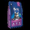 Корм Brit Premium Cat Light