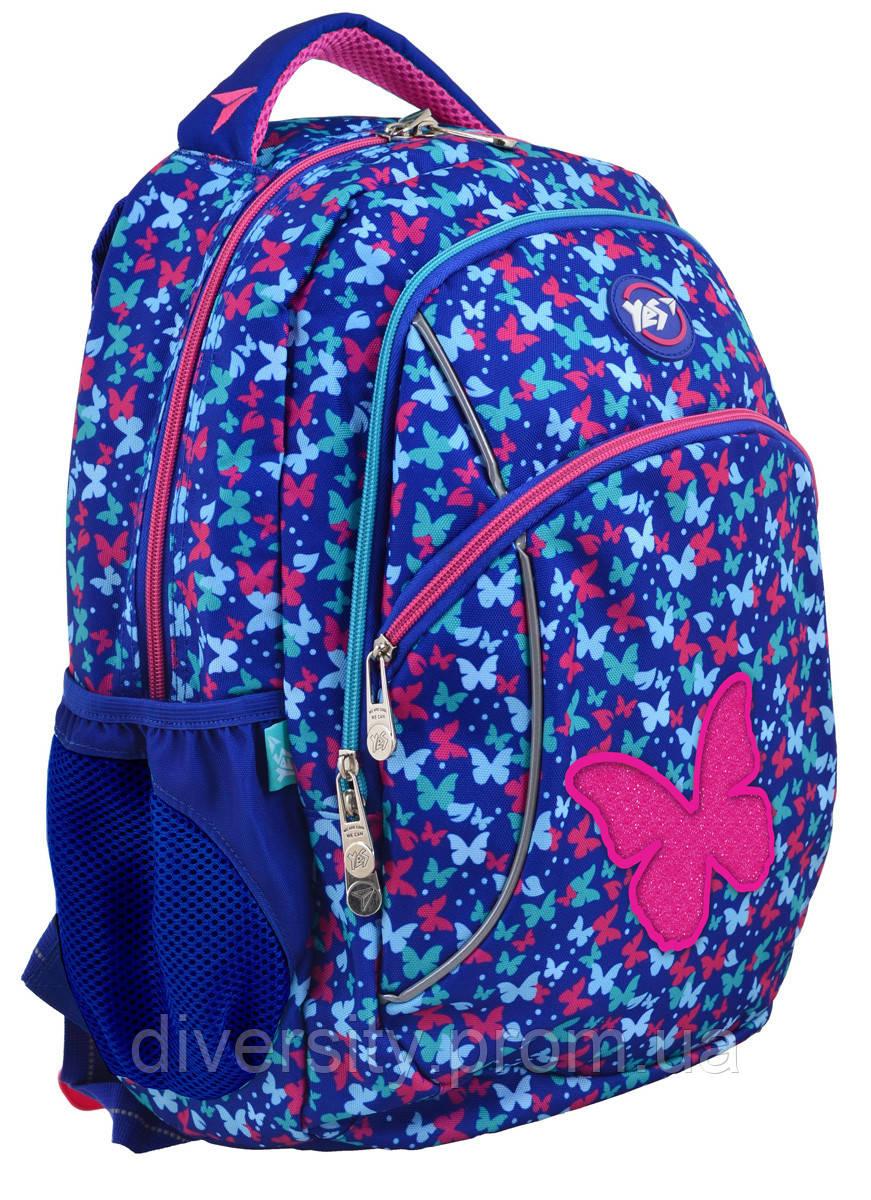 """Подростковый школьный рюкзак Т-45 """"Grace"""" 556701"""