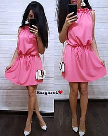 Стильное платьице, размер 42-46