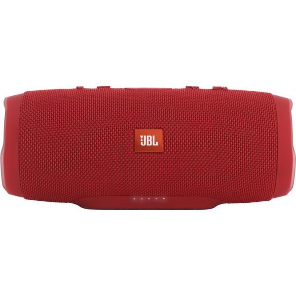 Портативная колонка JBL Charge 3 Красная Bluetooth,AUX,MicroSD