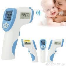 Детский бесконтактный инфракрасный электронный термометр non contact
