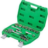Набор инструмента Intertool ET-6021SP (21 предмет)