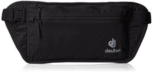 Потайной кошелек Deuter Security Money Belt II black (3910316 7000)