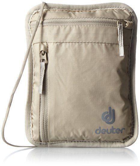 Потайной кошелек Deuter Security Wallet I sand (3942016 6010)