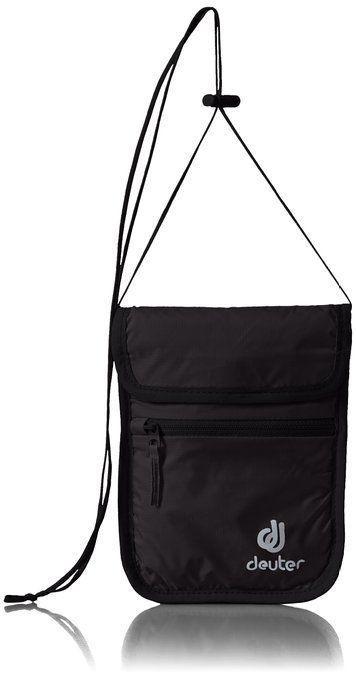 Потайной кошелек Deuter Security Wallet II black (3942116 7000)