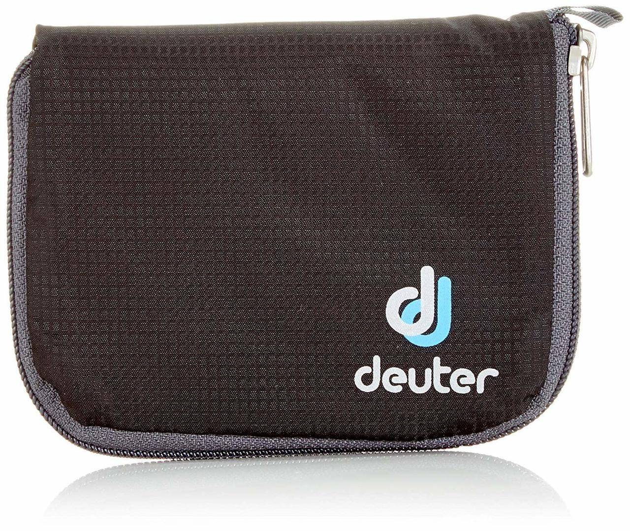 Кошелек Deuter Zip Wallet black (3942516 7000)