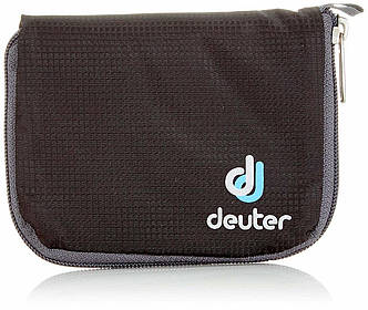 Кошелек Deuter Zip Wallet black (3942516 7000)