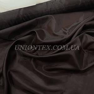 Подкладочная ткань нейлон 170Т шоколад