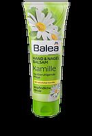 Balea крем для рук и ногтей с ромашкой Hand & Nagel Balsam Kamille 125мл