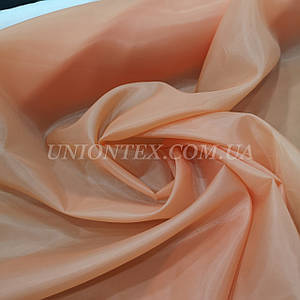 Подкладочная ткань нейлон 170Т персиковый