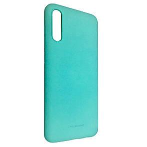 Чехол-накладка Silicone Hana Molan Cano для Xiaomi Mi 9 SE (mint)