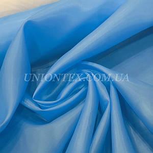 Подкладочная ткань нейлон 170Т голубая бирюза