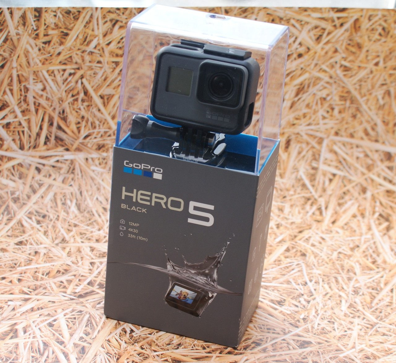 GOPRO HERO 5 BLACK (CHDHX-502)