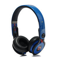 Наушники Monster Beats by Dr.Dre by Dre Mixr синие