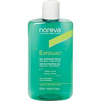 Норева Эксфолиак очищающий гель для чувствительной кожи Noreva Exfoliac GEL MOUSSANT DOUX