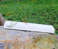КАМІНЬ ДЛЯ ЗАТОЧКИ НОЖІВ #8000 grit. РОЗМІР 180Х60Х15мм.