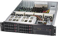 Серверная платформа Supermicro CSE-822T-333LPB
