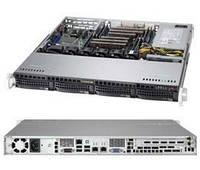 Серверная платформа Supermicro CSE-813MF2TQC-505CB