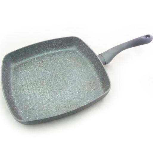 Сковорода-гриль Fissman MOON STONE 28х28см