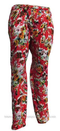 Женские штаны-шаровары лето