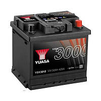 Автомобильный аккумулятор Yuasa 50 Ah/12V SMF Battery (0) (YBX3012)