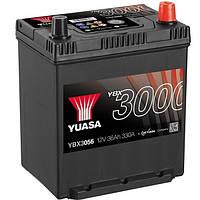Автомобильный аккумулятор Yuasa 36 Ah/12V SMF Battery Japan (0) (YBX3056)