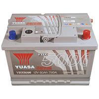 Автомобильный аккумулятор Yuasa 80 Ah/12V Silver High Performance Battery (0) (YBX5096)